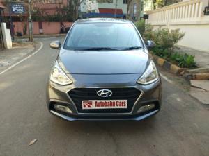 Hyundai Xcent E Plus (2017)