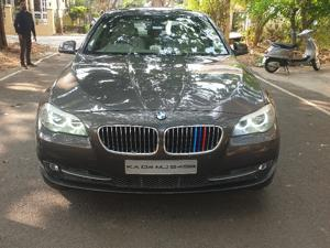 BMW 5 Series 520d Sedan (2011)