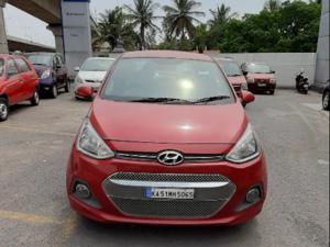 Hyundai Xcent 1.2L Kappa Dual VTVT 5-Speed Manual SX (2015) in Bangalore