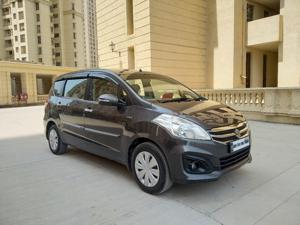 Maruti Suzuki Ertiga VXI CNG (2016)