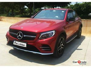 Mercedes Benz GLC Coupe 43 AMG (2018) in Bangalore