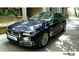 BMW 5 Series 520d Sedan Luxury (2016) in Bangalore