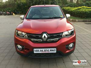 Renault Kwid 1.0 RXT AMT (2016) in Thane