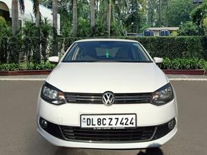 Volkswagen Vento 1.6L MT Highline Diesel (2013)