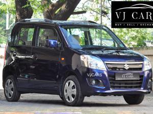 Maruti Suzuki Wagon R 1.0 VXI+ AMT (2017)