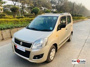 Maruti Suzuki Wagon R 1.0 LXI CNG (O) (2015)