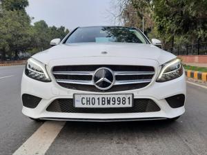 Mercedes Benz C Class C 220d Progressive (2019) in Gurgaon