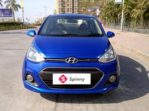 Hyundai Xcent 1.2L Kappa Dual VTVT 5-Speed Manual S (O) (2014) in Pune