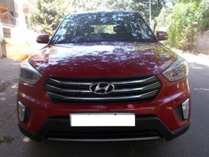 Hyundai Creta 1.6 SX Plus Petrol (2015) in Bangalore