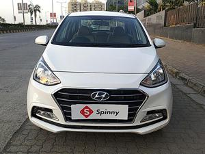 Hyundai Xcent 2nd Gen 1.1 U2 CRDi 5-Speed Manual SX (O) (2018)