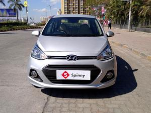 Hyundai Xcent 1.2L Kappa Dual VTVT 5-Speed Manual SX (O) (2016)