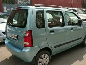 Maruti Suzuki Wagon R VXI (2007)