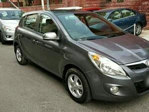 Hyundai i20 Asta 1.2 with AVN (2011)