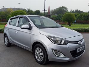 Hyundai i20 1.4L Sportz Diesel (2014)