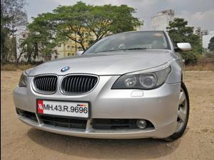 BMW 5 Series 525i Sedan (2007)