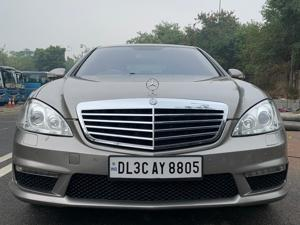 Mercedes Benz S Class 350 (2009) in Faridabad