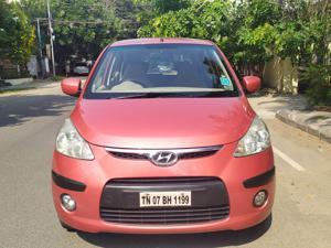 Hyundai i10 Asta 1.2 AT Kappa2 with Sunroo (2010) in Chennai