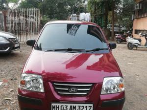 Hyundai Santro Xing GLS (CNG) (2007) in Thane