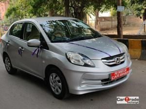 Honda Amaze S MT Diesel (2014) in New Delhi