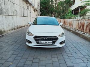 Hyundai Verna Fluidic 1.6 VTVT SX Opt AT (2018) in Thane