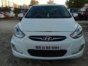 Hyundai Verna Fluidic 1.6 CRDI SX Opt (2012) in Pune