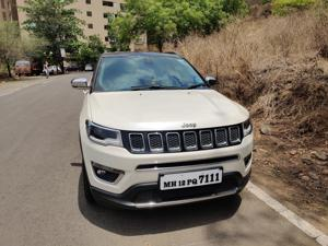 Jeep Compass Limited (O) 1.4 Petrol AT (2017) in Pune