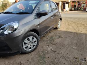 Honda Brio S MT (BLACK) (2012) in Raigarh