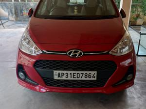 Hyundai Grand i10 1.2 Kappa VTVT 4AT Asta (O) (2017) in Visakhapatnam