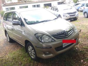 Toyota Innova 2.5 V 7 STR (2009) in Pune