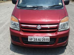 Maruti Suzuki Wagon R Duo LXi LPG (2007) in Hyderabad
