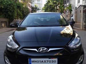 Hyundai Verna Transform 1.6 SX VTVT (2011) in Pune