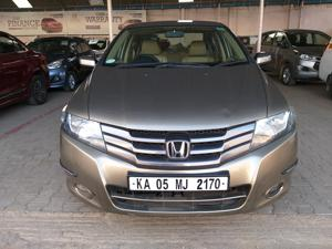 Honda City 1.5 V MT (2010)
