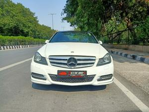 Mercedes Benz C Class 200 CGI Elegance (2012) in Gurgaon