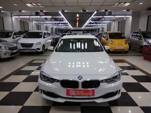 BMW 3 Series 320d Prestige (2015)