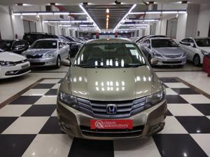 Honda City 1.5 V MT (2010)