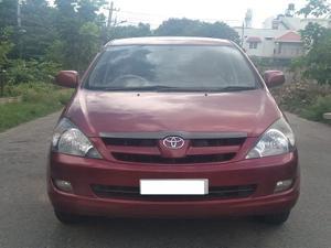 Toyota Innova 2.5 G (Diesel) 8 STR Euro4 (2008) in Bangalore