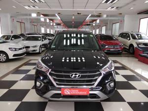 Hyundai Creta SX Plus 1.6 AT CRDI (2018)