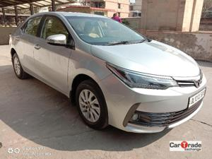 Toyota Corolla Altis 1.8G L (2017) in New Delhi