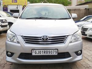 Toyota Innova 2.5 VX (Diesel) 8 STR Euro4 (2013) in Ahmedabad
