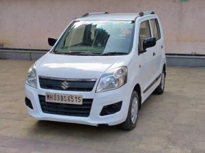 Maruti Suzuki Wagon R 1.0 MC LXI CNG (2014) in Mumbai