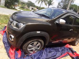 Renault Kwid 1.0 RXT Opt (2017) in Kadapa