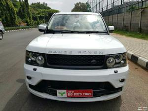 Land Rover Range Rover Sport 5.0 V8 Supercharged (2012) in Bangalore