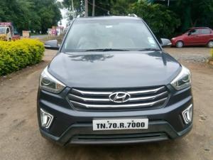 Hyundai Creta SX+ 1.6 CRDI VGT (2016) in Coimbatore
