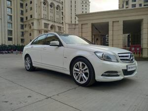 Mercedes Benz C Class C 220 CDI BlueEFFICIENCY (2013)