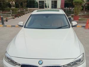 BMW 3 Series 320d Sedan (2014)