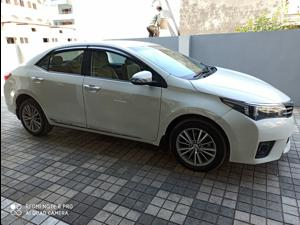 Toyota Corolla Altis D 4D G (2014) in Hyderabad