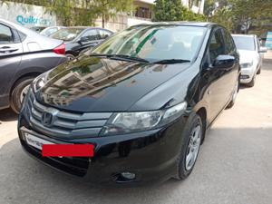 Honda City 1.5 S MT (2011)