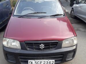 Maruti Suzuki Alto LXI BS IV