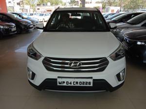 Hyundai Creta SX 1.6 CRDI VGT (2016) in Sehore