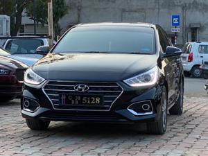 Hyundai Verna 1.6 CRDI SX Plus AT (2019)
